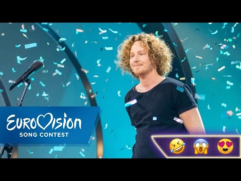 """Michael Schulte - """"You Let Me Walk Alone"""" - Germany