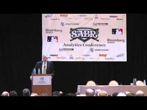 2013 SABR Analytics Conference: Bill James