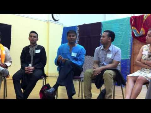 Sadhana's Indo Caribbean Convene Session
