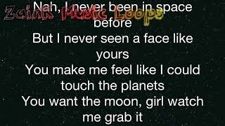 Far East Movement- Rocketeer- Lyrics 1 Hour Loop