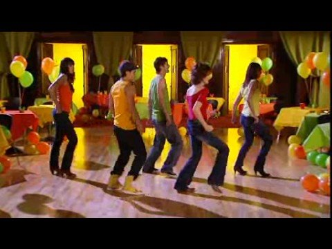 Line Dance & Party DVD -  Learn with Lynne (Beginner Line Dancing 'Party-Style')