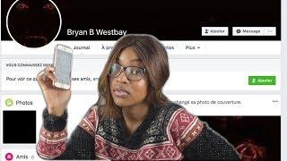 N'AJOUTEZ PAS BRYAN B. WESTBAY SUR FACEBOOK !!