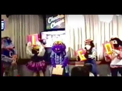 Chuck E. Cheese*s - *B.I.N.G.O* Live Show - Danvers, MA CEC 2007