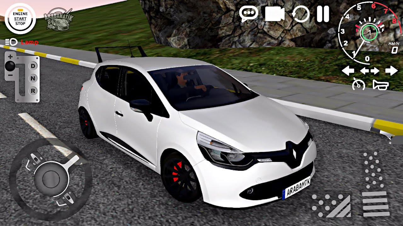 Megane Hatchback Araba Oyunu    Fast&Grand Multiplayer Car Driving Simulator – Android Gameplay