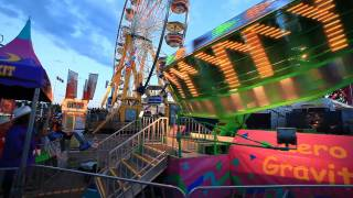 Midway Madness at the Calgary Stampede
