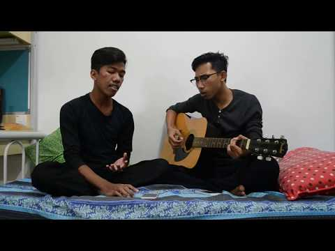 Sayang Maafkan Aku - Syafiq Farhain (Cover by Jett & JetLi)