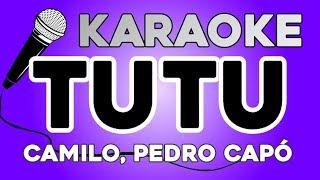 KARAOKE (Tutu - Camilo, Pedro Capó)