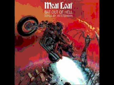 Meatloaf- Bat Out Of Hell (Bat Out of Hell) with lyrics