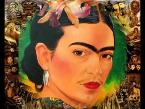 Pinturas Famosas De Frida Kahlo Youtube