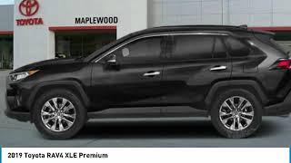 2019 Toyota RAV4 XLE Premium Maplewood, St Paul, Minneapolis, Brooklyn Park, MN K13046