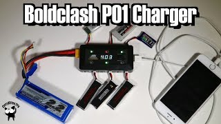 FPV Reviews: The Boldclash P01 1S Charger
