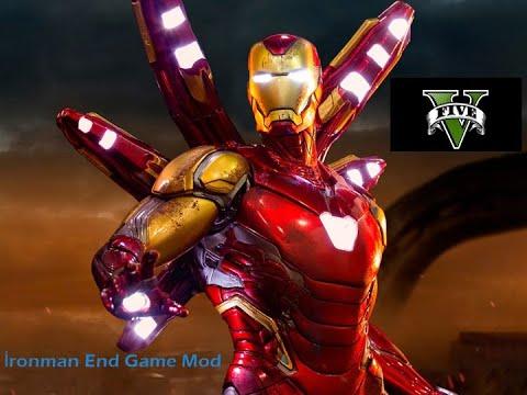 Gta 5 İronman End Game Mod Download /Gta 5 İronman End Game Mod Kurulumu