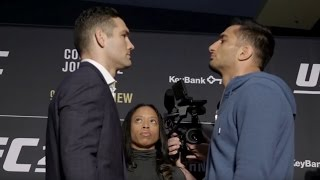 UFC 210: The Matchup - Chris Weidman vs Gegard Mousasi