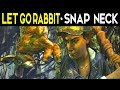 Release TRAPPED BABY RABBIT or SNAP ITS NECK - Help Aasim vs Help Louis The Walking Dead Season 4