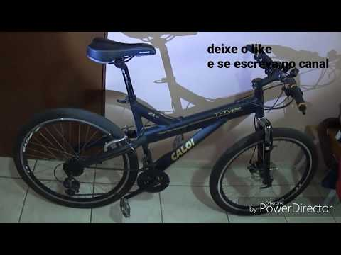 cfccf1a10 Bike Check da Caloi t-type modificada