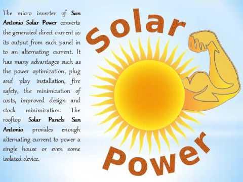 Houston Solar Power