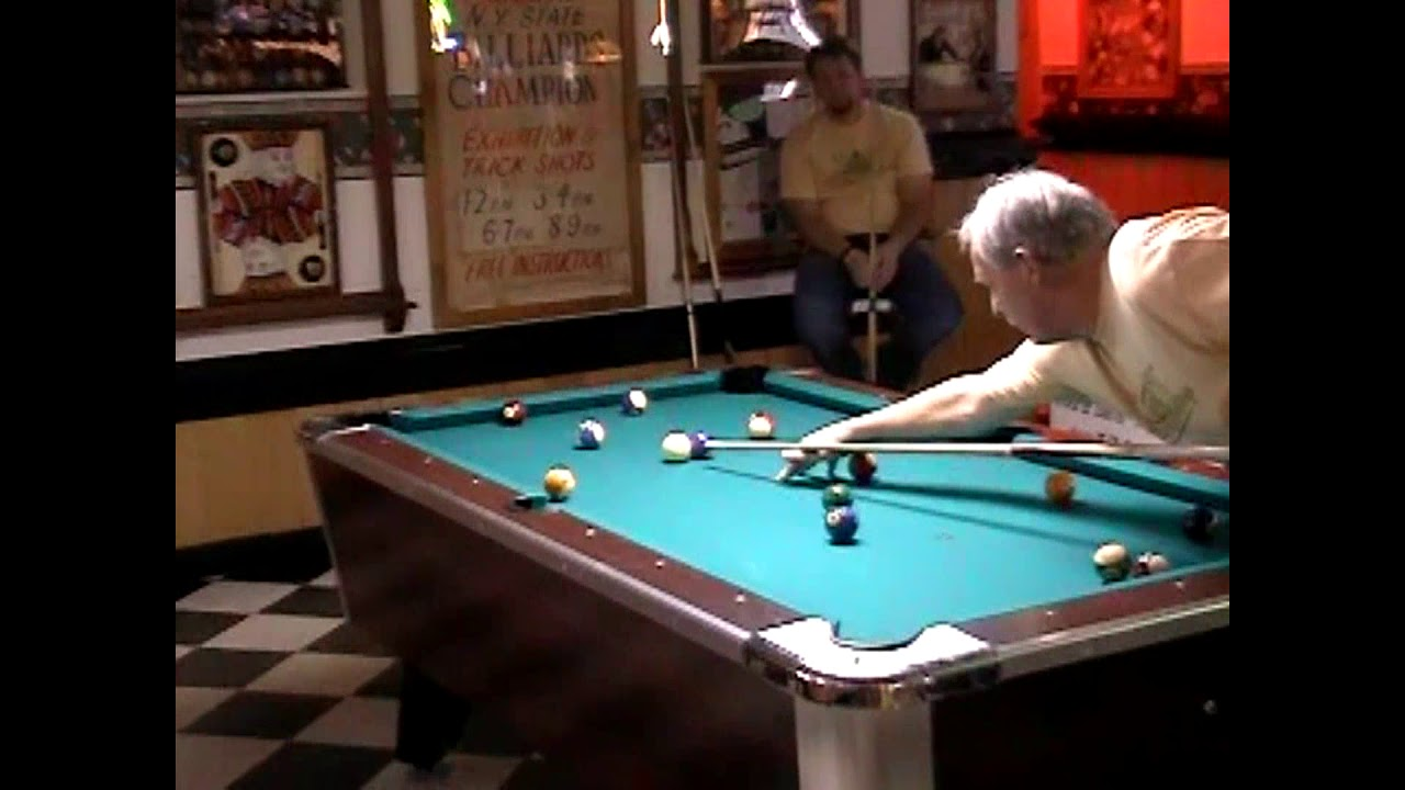 8-Ball Pool Tourney part Two  3-24-12