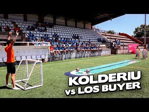 KOLDERIU VS LOS BUYER!!
