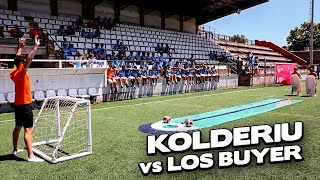 KOLDERIU VS LOS BUYER!!