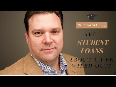 Are Private Student Loans About to Be Wiped Out?