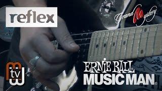 MUSICMAN REFLEX - Видео обзор и демо.