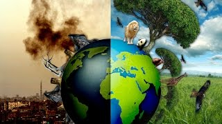 POLLUTION - LAND, WATER & AIR POLLUTION
