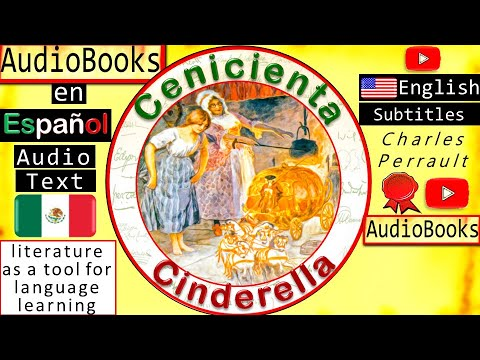 Cinderella in Spanish | Audiobooks in Spanish with English Subtitles| Fairy Tales in Spanish