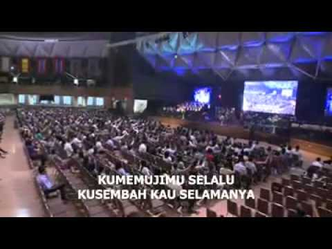 20130908 Manis Kau Dengar   Ku mengasihiMu   Graha Bethany Nginden Surabaya