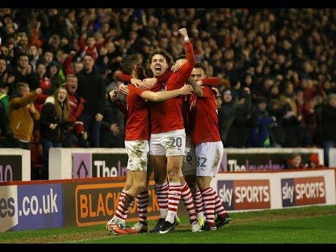 Best Barnsley Goals 2013-2017