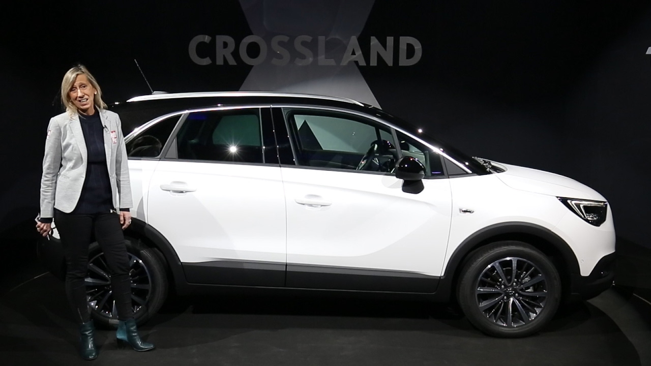 a bord de l 39 opel crossland x 2017 funnycat tv. Black Bedroom Furniture Sets. Home Design Ideas
