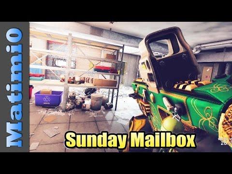 Glaz Needs a Counter? - Sunday Mailbox - Rainbow Six Siege