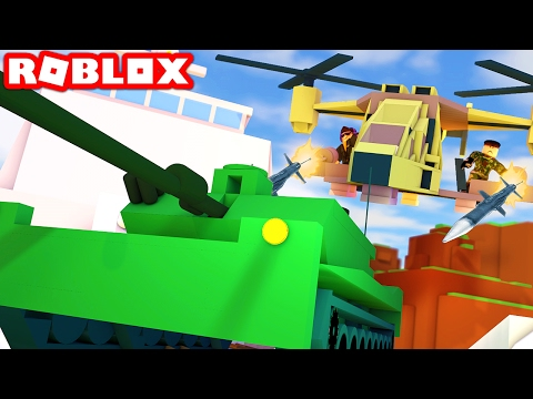 MILITARY SIMULATOR IN ROBLOX! (Roblox Join The Military)