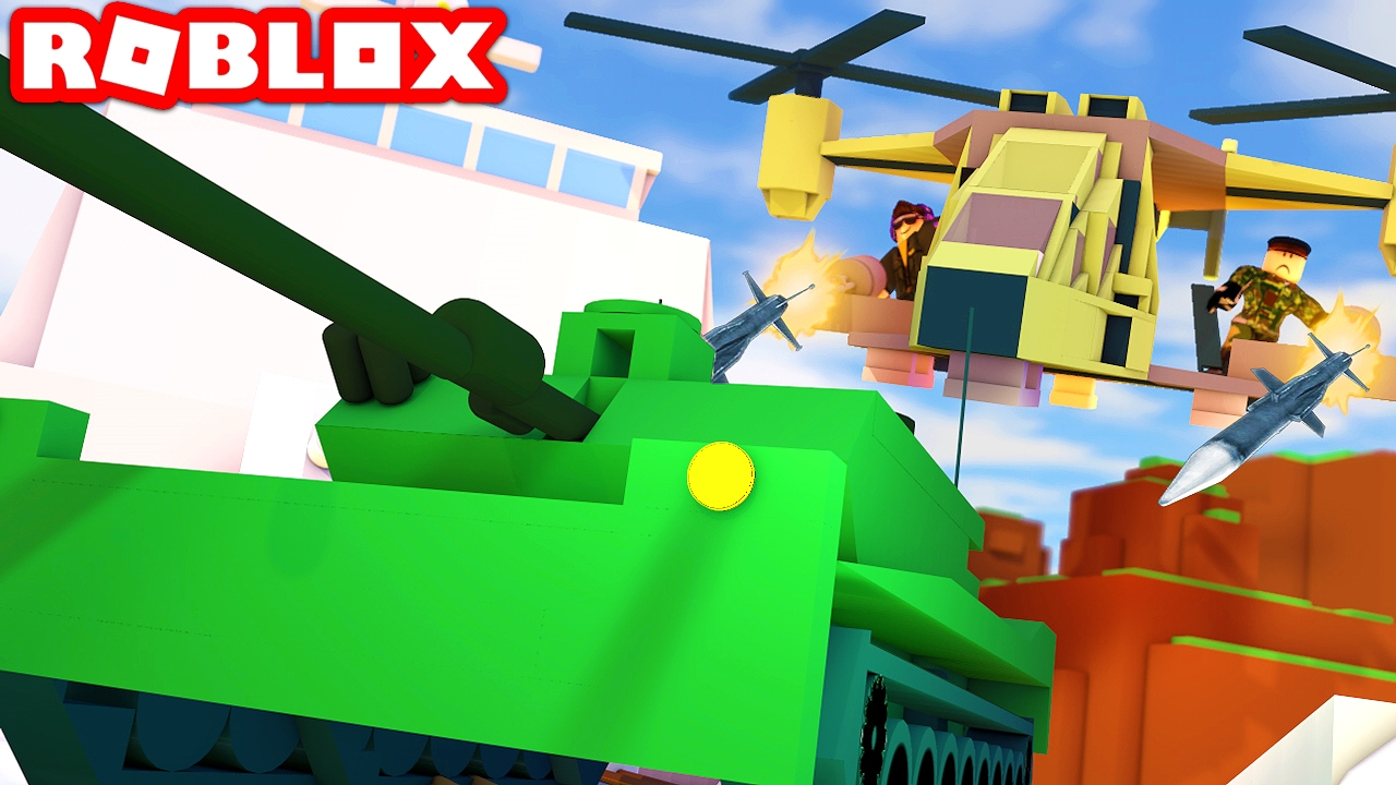 MILITARY SIMULATOR IN ROBLOX! (Roblox Join The Military
