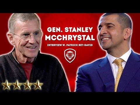 General McChrystal - The Myth & Reality of Leadership