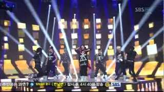 Video BIGBANG_0318_SBS Inkigayo_FANTASTIC BABY_1st Award download MP3, 3GP, MP4, WEBM, AVI, FLV Juli 2018