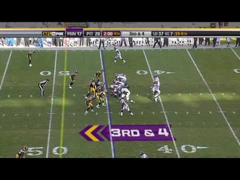 Adrian Peterson Trucks William Gay
