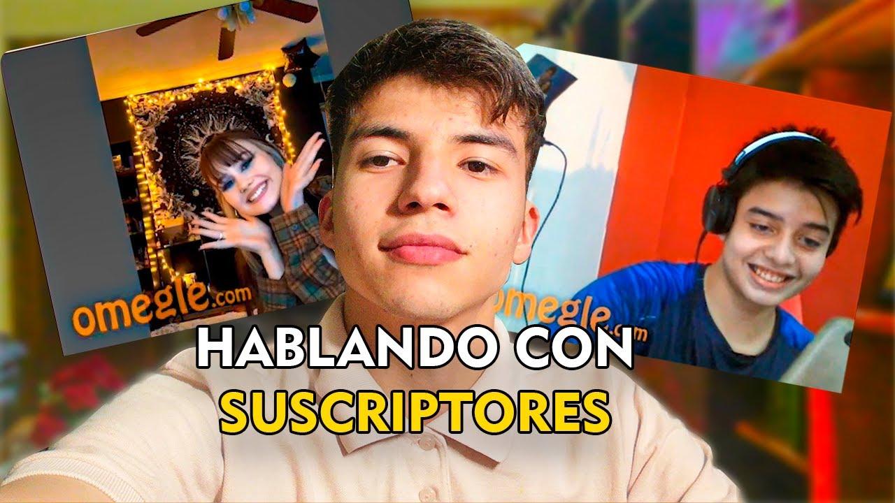 Download HABLANDO con SUSCRIPTORES en OMEGLE