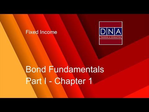 Bond Fundamentals - Chapter 1