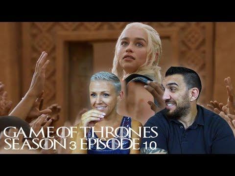 Game of Thrones Season 3 Episode 10 'Mhysa' REACTION!! (PART 2)