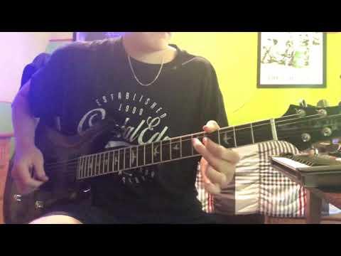 dim - dada (guitar cover )improvised solo