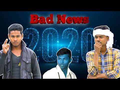Bad News | 2020 Happy New Year | Emotional Video 2020 | S2LL
