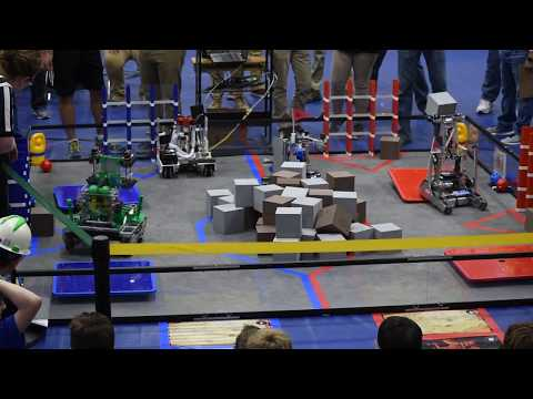 Finals Match #3 w/ FTC 7209 - Arkansas Championship (Relic Recovery)