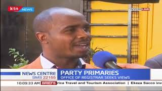 What Kenyans think about Political Party Primaries | NEWS CENTRE