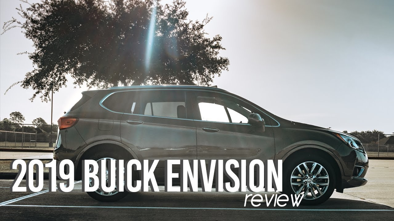 2019 Buick Envision 2 0t Awd Review Youtube