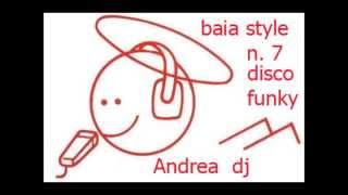baia style n. 7 disco funky