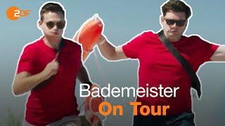 Leben retten in Butjadingen – Ferienjob-Tour mit Lutz und Fabian