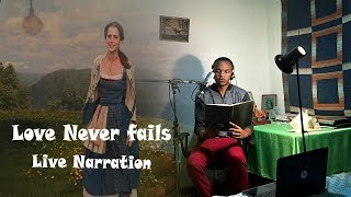 True Love Never Fails - Live Narration - mosfield