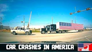 Car Crashes in America (USA \\u0026 Canada) # 30