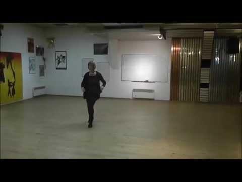 Andalouse line dance musique