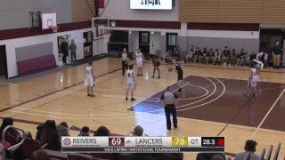 JV Boys Basketball - Dakota Lancers vs Kildonan East Reivers - NLIT - February 15, 2019